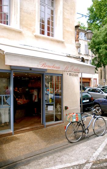 Boucherie Saint-Didier à Avignon