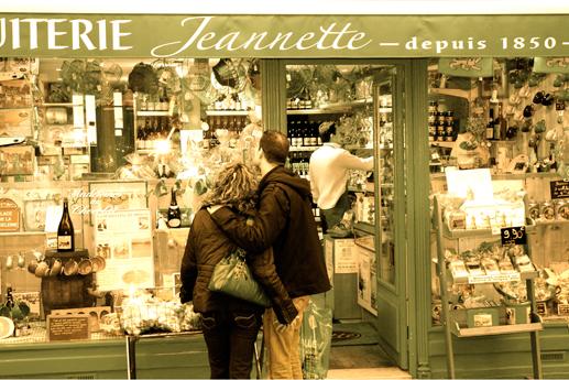 Biscuiterie Jeannette à Honfleur