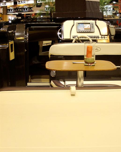 Look coco le salon du bateau c est beau for Salon nautique porte de versailles horaires